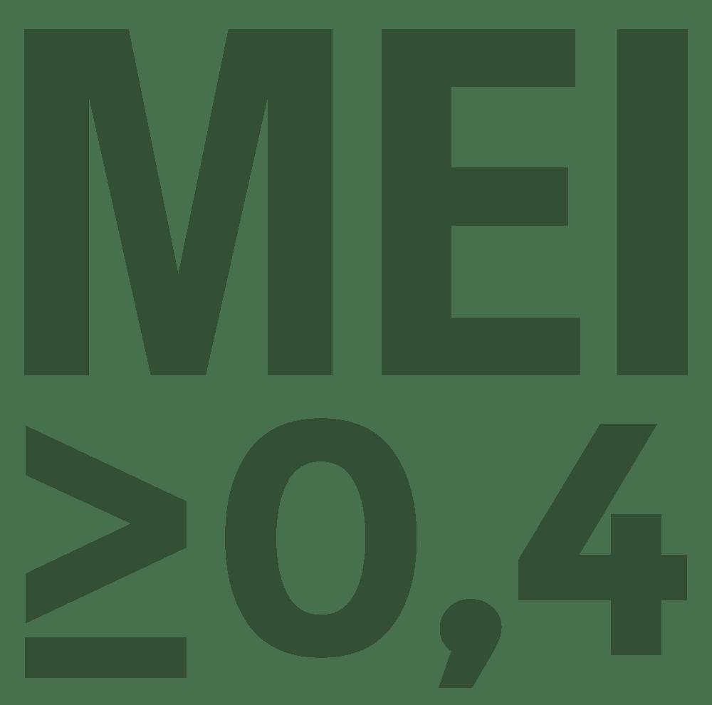 MEI ≥ 0,4